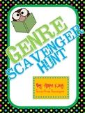 Genre Scavenger Hunt