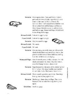 Genre Scavenger Hunt Part 2 of 2