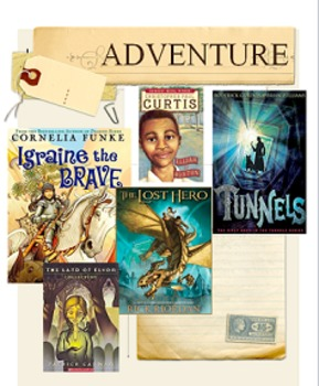 Genre Sign: Adventure