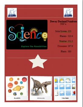 Genre Sign: Science