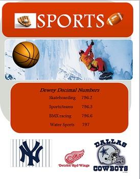 Genre Sign: Sports