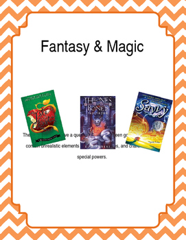 Genre Signs for Library
