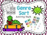 Genre Sort Activity Pack