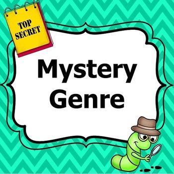 Genre Spotlight: Mystery Reading
