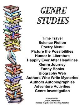 Genre Studies Learning Center
