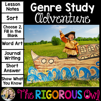 Adventure: Genre Study