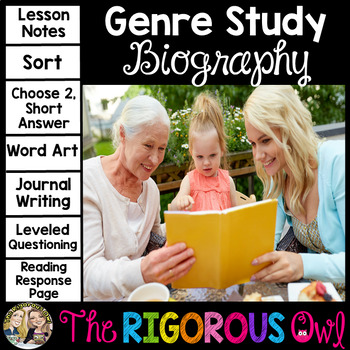 Biography: A Genre Study