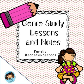 Genre Study For Reader's Notebooks