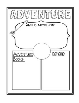 Genre Study Graphic Organizers