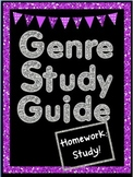Genre Study Guide