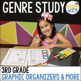 Genre Study Organizers and Printables