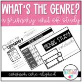 What's the Genre? Primary Genre Study Fun!