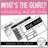 Primary Genre Study Unit