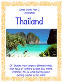 7th Reading Genre Study: Destination Thailand