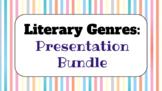 Genre Study Presentation Bundle