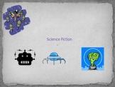 Genre Study:  Understanding Science Fiction