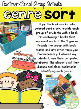 Genre Study for Primary Students