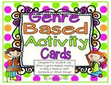 Genre Task Card Bundle