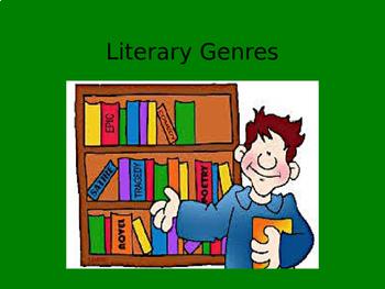 Genre Teach and Reach Bundle