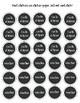Genre/Topic Book Sticker Labels