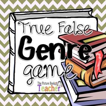 Genre True False Game