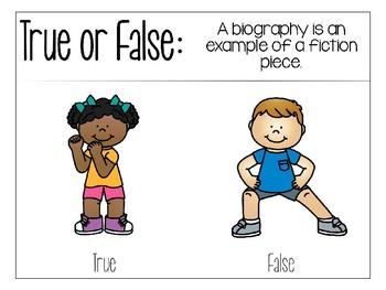 Genre True or False Workout