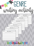 Genre Writing Activity