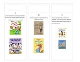 Genre bookmarks in spanish
