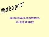 Genre ppt.
