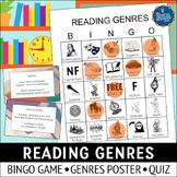 Genres Bingo