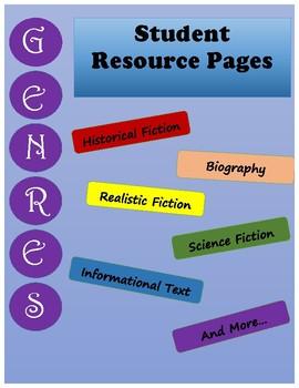 Genres - Student Resource