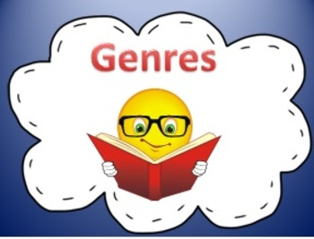 Genres (Types of Writing)