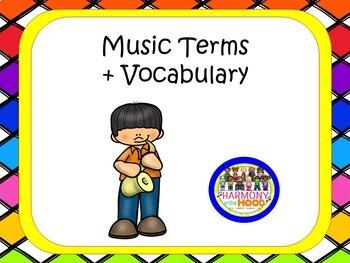 Genres & Vocabulary