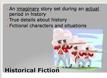 Genres in Literature