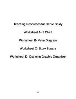 Genres of Literature Study