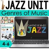 Genres of Music - Jazz Unit