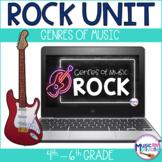 Genres of Music - Rock Unit