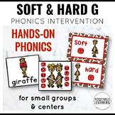 Phonics Intervention Games Soft G