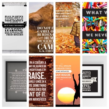Poster: Gentle Reminders Collection