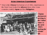 Gentleman's Agreement and Mexican Immigration PPT