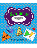 Geo-Board Cards