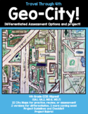 Geo-City Geometry Assessment and Project!