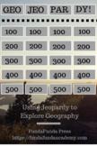 Geo Jeopardy
