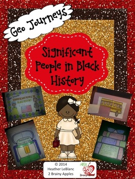 Black History Interactive Notebook
