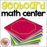 Geo-board Math/Geometry Center