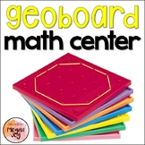 Geo-board Math/Geometry Center