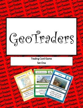 GeoTraders Set 1