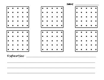 Geoboard Geometry Activities (2.G.1)