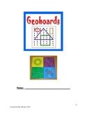 Geoboard Activity Task Cards PDF