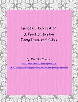 Geoboard Exploration